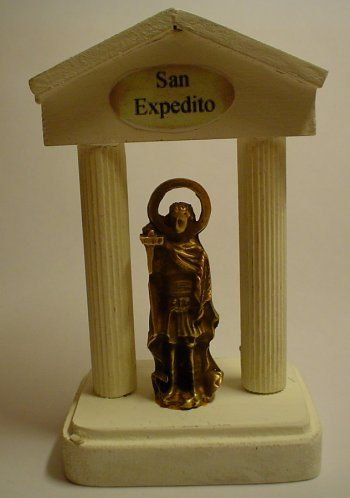 Mini Partenon San Expedito