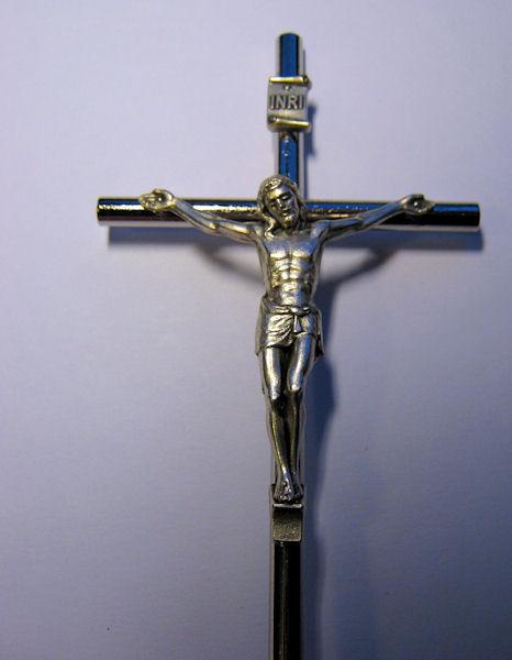 Regalar crucifijo